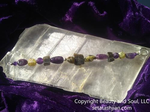 Healing bracelet by Seta T