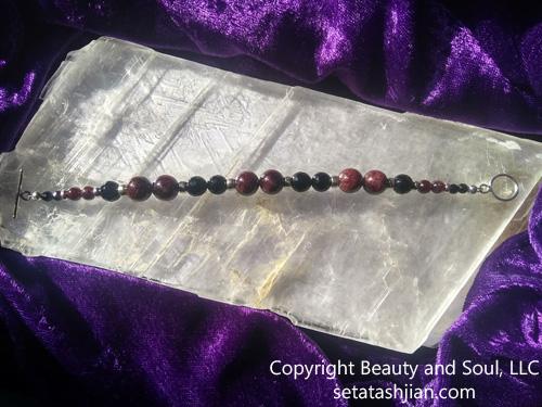 Strength bracelet by Seta T