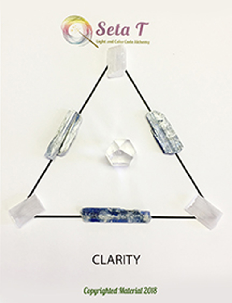 Clarity Grid by Seta Tashjian