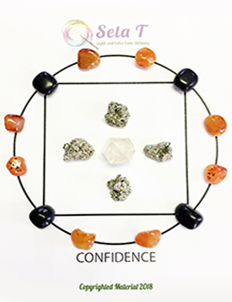 Confidence Grid by Seta Tashjian