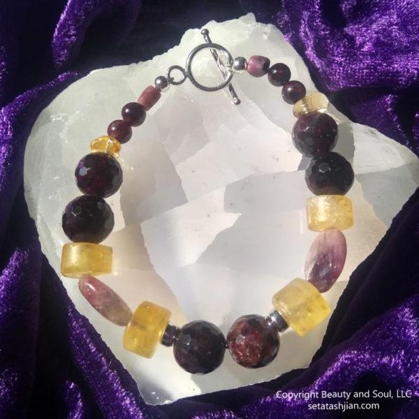 Archangel Gabriel bracelet by Seta T