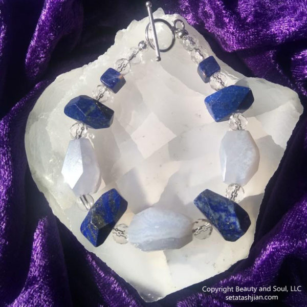 Archangel Michael bracelet by Seta T