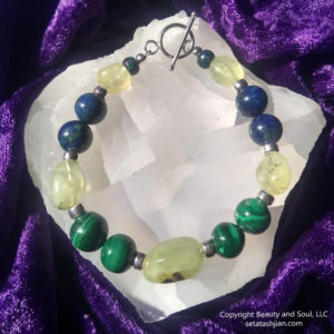 Archangel Raphael bracelet by Seta T