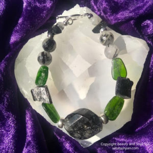 Archangel Samael bracelet by Seta T