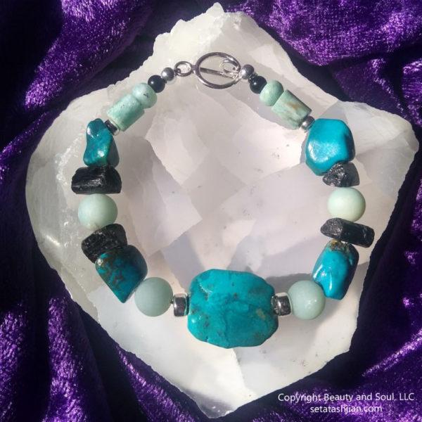 Archangel Tzaphkiel bracelet by Seta T
