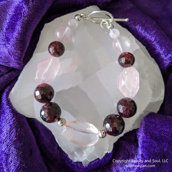 Love Bracelet from Seta Tashjian