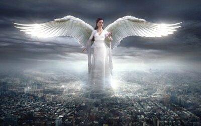 Welcome Archangel Haniel